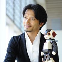 ロボットクリエイター 高橋 智隆 氏