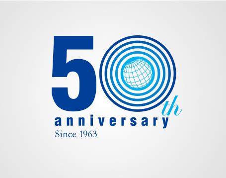 50周年記念ロゴマーク